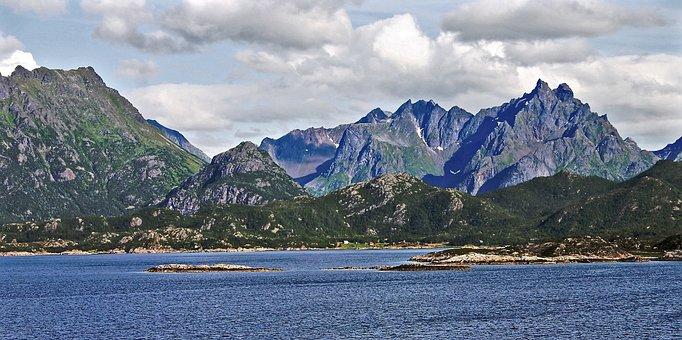 Lofoten, Norway, Scandinavia, Nature, Landscape