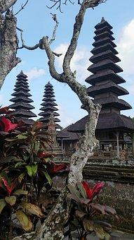 Architecture, Bali, Taman Ayun, Temple