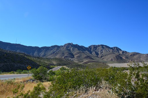 Franklin Mountains State Park, Texas, Landscape