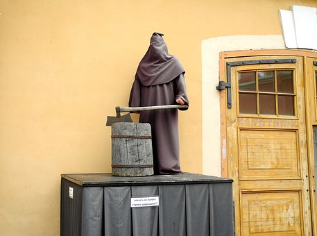 Museum, The Peter And Paul Fortress, Executioner