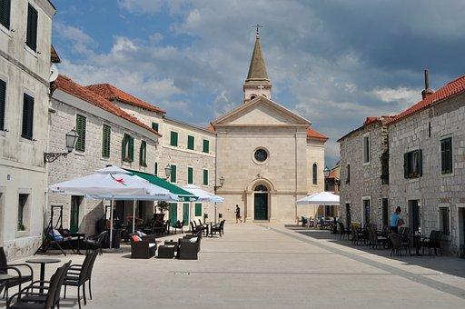 Opuzen, Croatia, Mediterranean, Europe, Travel, Tourism