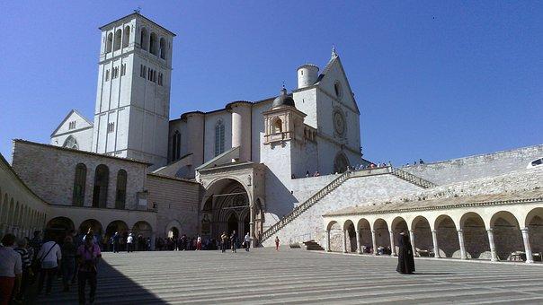 Basilica, Saint François Sitting, Italy
