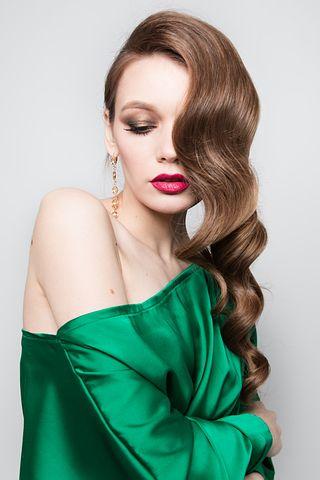 Girl, Fashion, Makeup, Beauty, Model, Russian, Hair
