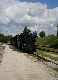 Locomotive, Steam Locomotive, Light Railway