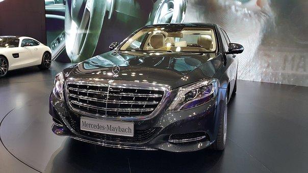 Car, Luxury, Mercedes Maybach, S600, Finest Cars