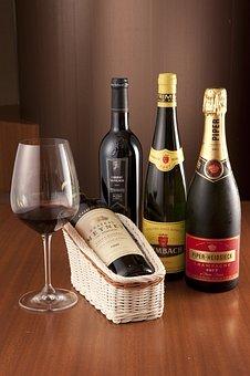 Wine, Red Wine, Types Of Wine