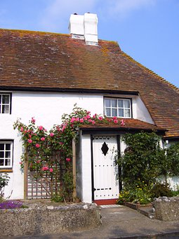 English, Country, Cottage, Rustic, Rural, Home