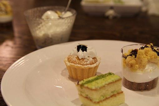 Dessert, Cake, Food, Tiramisu, Delicious, Sweety