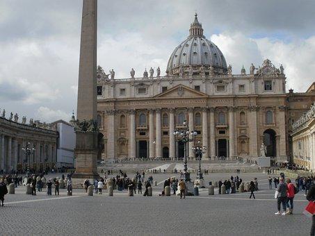 Vatican, Rome, Saint Peter's Basilica, Vatican City