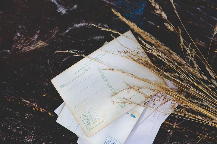 Old, Vintage, Postcard, Postcards, Old Paper, Vacation