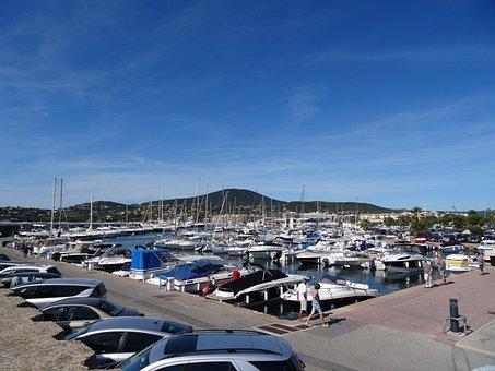 Yacht, Harbour, Boat, Sea, Port, Dock, Tourism