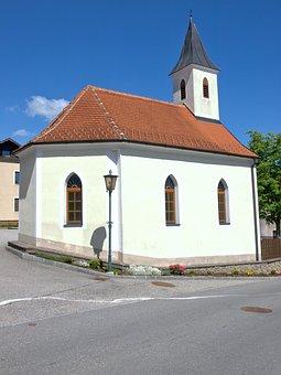 Nussendorf, Chapel, Religious, Building, Christianity
