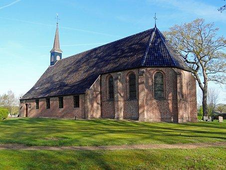 Kerk Van Paasloo, Hervormde, Church, Netherlands
