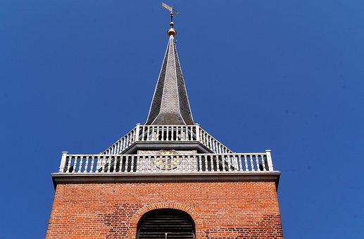 Church, Historically, Lambertiturm, Aurich
