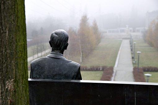 Monument, Jan Karski, Wait, Longing, Boat, Jews