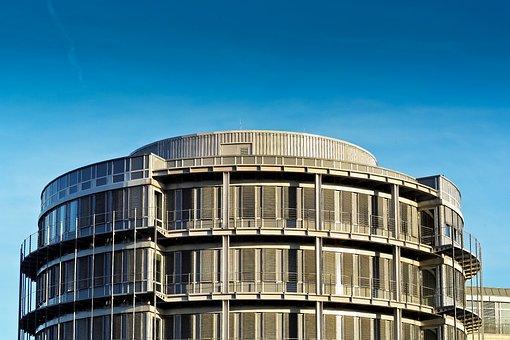 Architecture, Building, Facade, Modern, Skyscraper