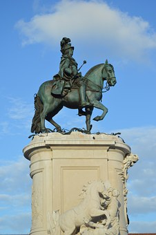 Statue, Horse, Power, Authority, Greatness