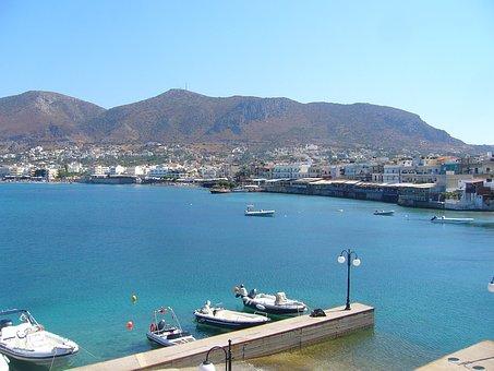 Sea, Crete, Water, Greece, Summer, Mediterranean