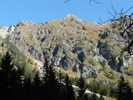 Mountains, Alpine, Allgäu, Hike, Sunny Day