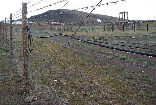 Border, Russo Border, Tashanta, Steppe