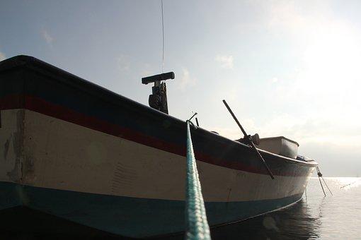 Boat, Sea, Ocean, Water, Nautical, Vessel, Marine