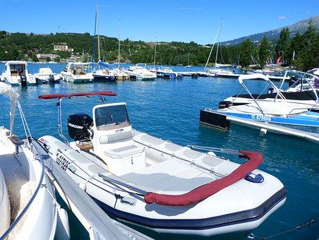 Landscape, Port, Nautical Base, Boats, Hobbies, Holiday