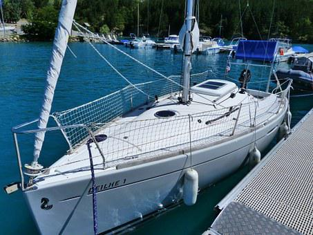 Boat, Sailboats, Anchorage, Pier, Port, Hobbies