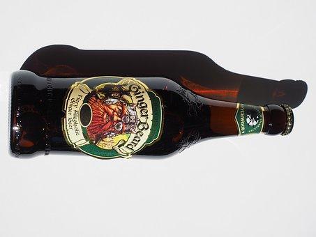 Beer, Beer Bottle, Ginger Beard Beer, Drink, Bottle