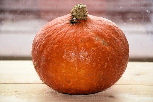 Pumpkin, Calabash, Food, Dinner, Season, Orange