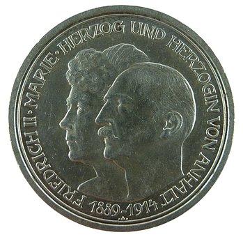 Coin, Commemorative, Numismatics, Money, Currency, Cash