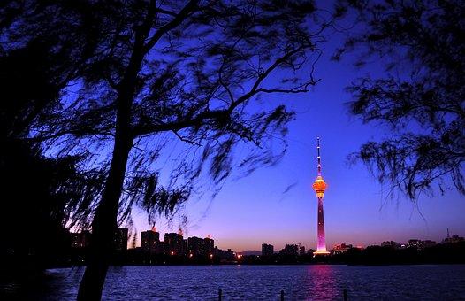 Beijing, Tower Telecom, China