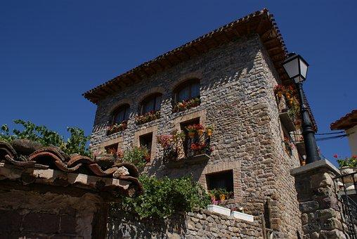 La Rioja, Jalón De Cameros, Cameros, Architecture