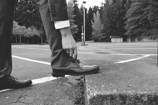 Shoes, Clothes, Pants, Man, Male, Suit, Clothing