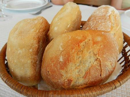 Bread, Food, Ration Of Bread