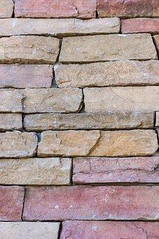Stone, Pattern, Wall, Random, Cut, Rock, Surface