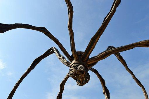 Spider, Guggenheim Museum, Bilbao, Sculpture