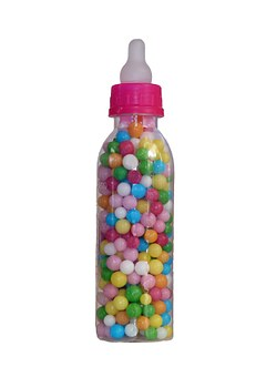 Nonpareils, Beads, Sweetness, Sugar, Nuckel Bottle