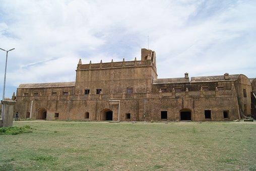 Tharangambadi Fort, Tarangambadi, Fort, Danish Fort
