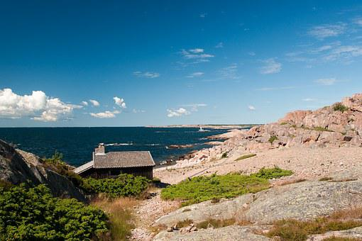 åland, Island, Summer, Sea, Travel, Vacation, Holiday