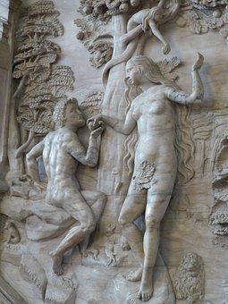 Creation, Human, Original Sin, Adam, Eva, Satan, Snake