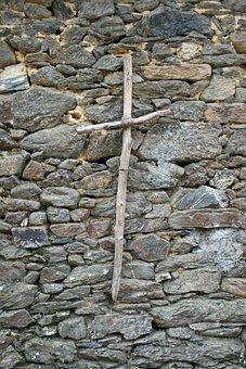 Jakobsweg, Cross, Camino De Santiago