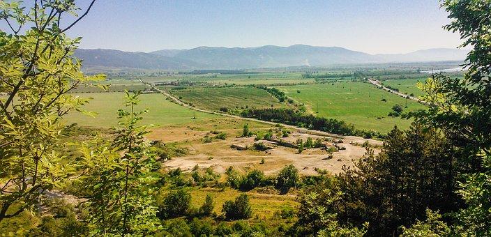 Bulgaria, Central Balkan, Gurkovo, Nature, Mountain