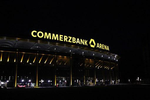 Frankfurt, Football, Stadium, Arena, Commerzbank Arena