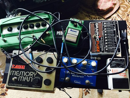 Pedals, Guitar Pedals, Equipment, Guitar, Music