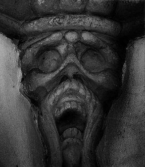 Scream, Face, Distorted, Fear