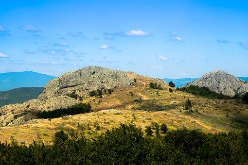Bulgaria, Sliven, Karandila, Mountain, Fresh Air