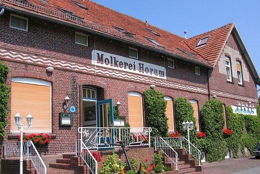 Harbhymborler, Friesland, Germany, Milk, Dairy, Craft