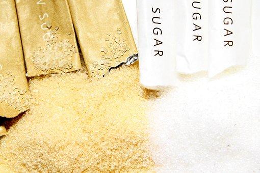 Sugar, Brown Sugar, Healthy, Brown, Sweet, Cane, Food