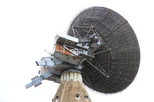 Latvia, Irbene, Radio, Telescope, Dish, 32m, Antenna