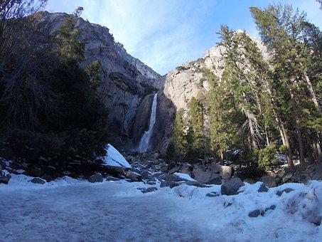 Yosemite, National Park, Park, National, California